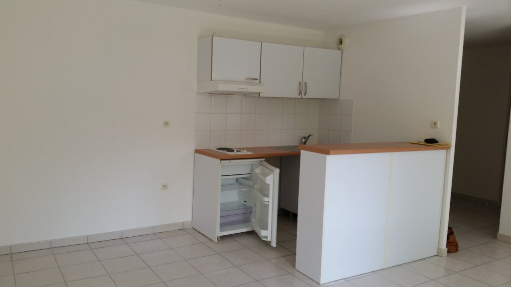 Vente a 5 mn de carcassonne en rdc appartement t3 avec for Vente appartement rdc